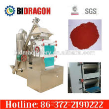 Automatic Stainless Steel Red Pepper Powder Processing Machine Manufacturer