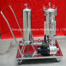Sesame Oil Filter Making Machine Oil Filter Prices