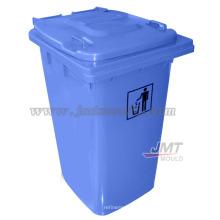 precio de fábrica plástico de alta calidad del molde de acero del molde del compartimiento de basura de los productos del hogar
