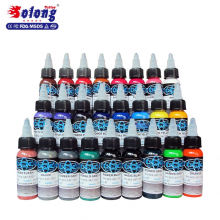 Solong tattoo top sale permanent makeup pigment set tattoo ink kit