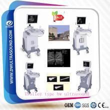 Prix de machine d'échographie de DW370 et machine d'ultrason pour la grossesse