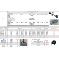 AC driving system for electric vehicle or boat