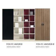 Foh à la mode Beautiful Design Boss Open Office File Cabinet (FOH-FC-AM1818-B)