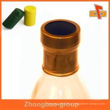 Feito em China selos populares do PVC para o tampão de frasco