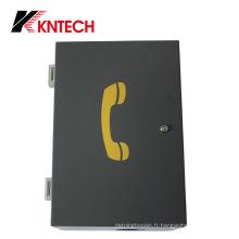 Boîte imperméable à l'eau IP65 Degree Fhs-02 Boîtier Kntech
