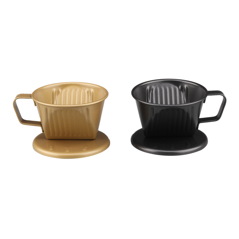 Two Colors painting coffee dripper