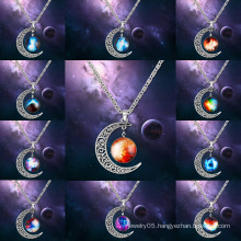 Necklaces Pendant Fashion Korean Jewelry Cheap Gemstone Alloy Pendant Necklaces