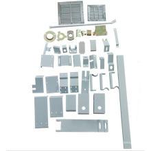 Präzision Aluminium / Edelstahl / Blech Stanzteile
