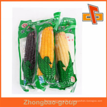 China fabricante selador de calor saco de nylon bolsa de vácuo de embalagem para o milho