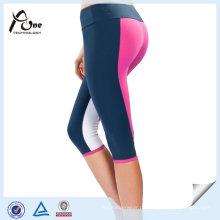 Yoga-Gamaschen kundenspezifische Frauen-Großverkauf Sportswear
