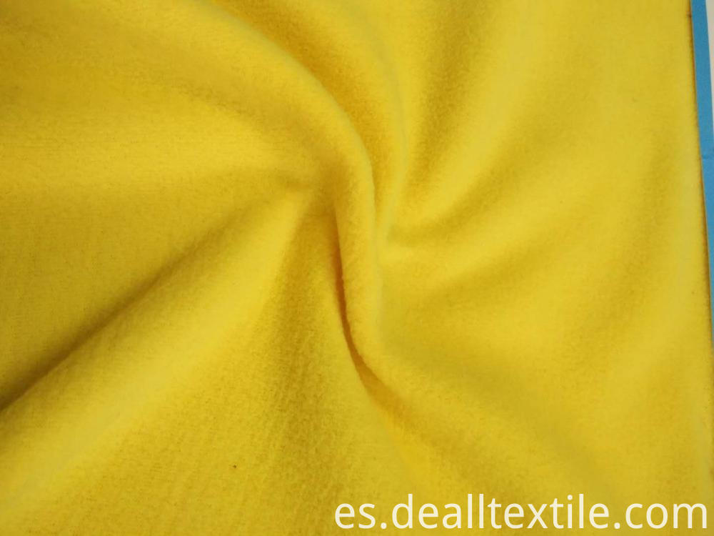 Fashion solid Polar fleece fabric