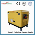 10kVA Kleiner Dieselmotor Elektrischer Stromerzeuger mit schallisoliertem Canpoy