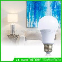 Melhor A19 / A60 3W 5W 7W 9W 12W Economia de energia LED Iluminação com lâmpada E27 E26 B22