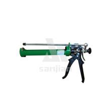 """El más nuevo tipo 9 """"arma de calafateo esquelético, pistola del silicón pistola del aplicador del silicón, pistola del sellador del silicón (SJIE3013)"""
