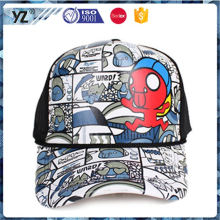 Latest product long lasting cap trucker hat in many style