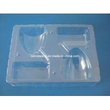 ПВХ прозрачный блистерный пакет для электронных компонентов
