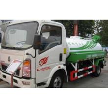 8 M3 HOWO 4X2 caminhão-tanque de água (ZZ1167M4611W)