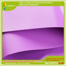 High Strength Lacqured PVC Tent for Outdoor Coated Tarpaulin Fabric