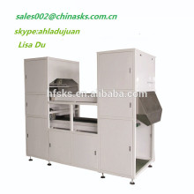 2048 pixel CCD camera high output automatic belt type mineral color sorter machine from Hefei,Anhui