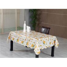 Gedruckte Muster Tischdecke PVC Material mit Unterstützung und Öldicht, Einweg, wasserdicht Feature Tischdecke