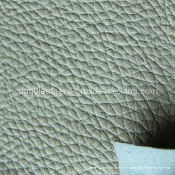 Respetuoso del medio ambiente respirable muebles cuero (QDL-FB0051)