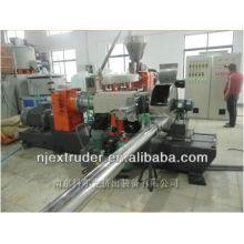 WPC / zweistufige Holz-Kunststoff-Granulat-Extrusionsmaschine
