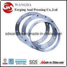 Flange de tubo de aço / carbono forjado ANSI (DN 1000)