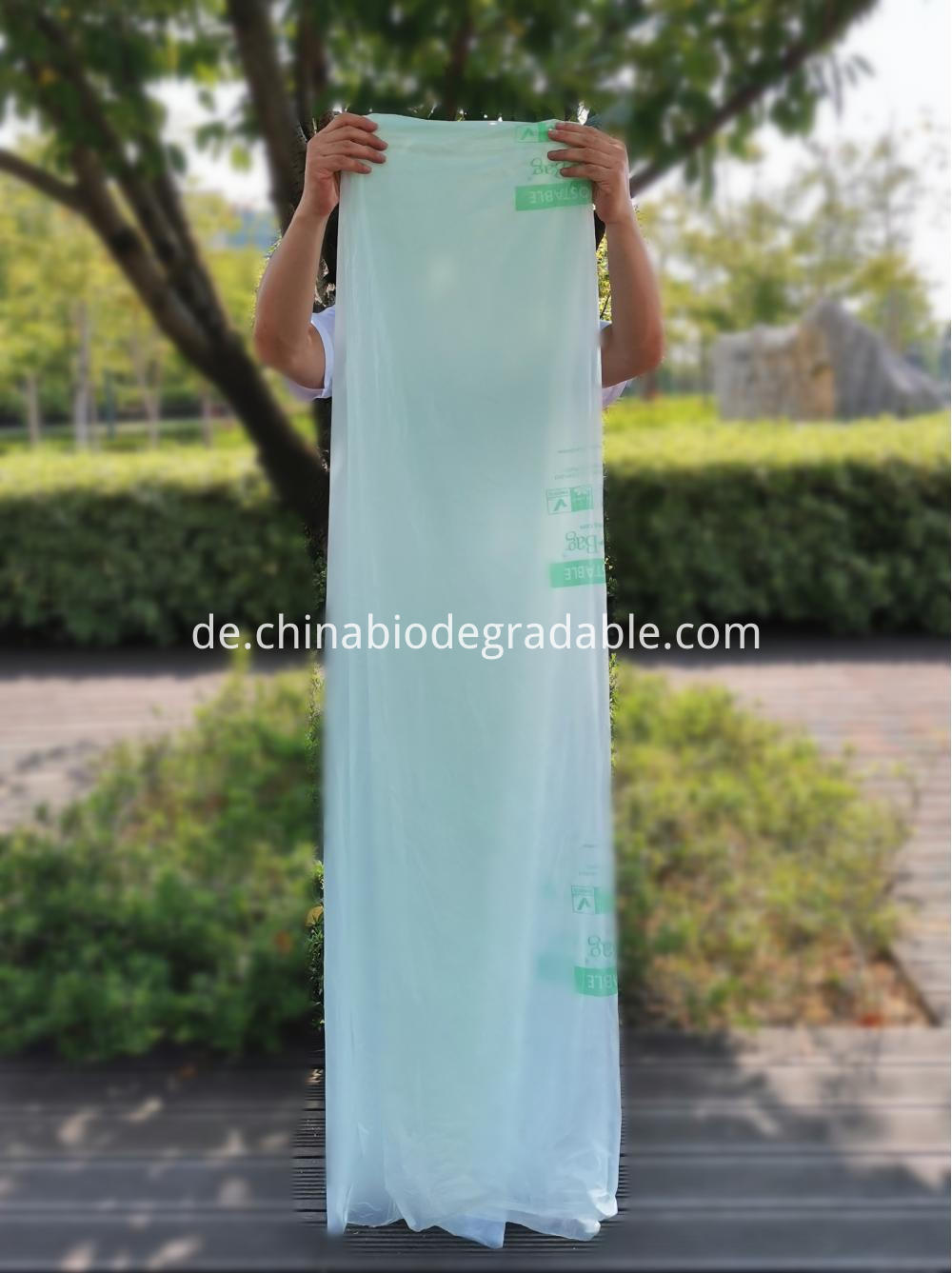 Biodegradable High Strength Biggest Bags Outdoor Trash Bags