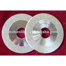almofada de polimento de diamante para vidro