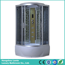 Раздвижная стеклянная душевая кабина (LTS-601)