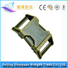 Metal buckle wholesale,metal side release buckle,metal strap bag clip buckle