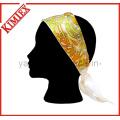 Sport-Stickerei Frottee-Baumwoll-Schweiß-Stirnband (kimtex-03)
