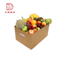 Gute Qualität heißer verkaufender neuer personalisierter Fruchtkartonkasten