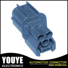 Sumitomo 6181-0072 2,3 mm 090 Sealed Männlich 3 Pin PBT Dunkelgrau Automotive Wasserdichte Kabel Drahtverbinder