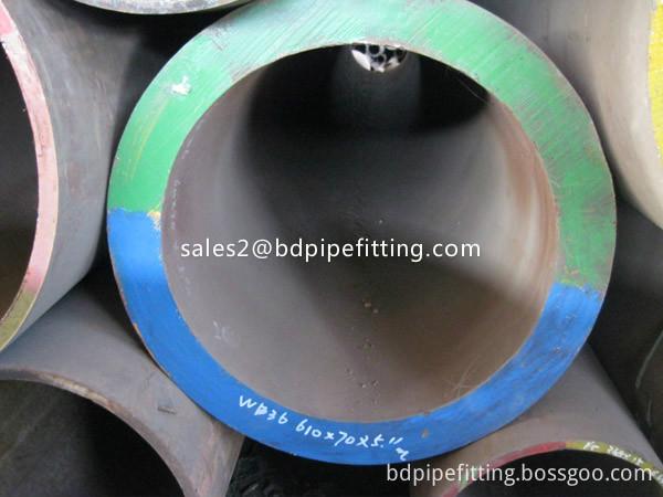 Api Carbon Seamless Steel Pipe