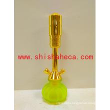 Shining Style Top Quality Wholesale Zinc Alloy Nargile Smoking Pipe Shisha Hookah