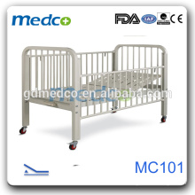 Medco MC101 Hopsital coffre-fort CE enfant manuel lits réglables enfants