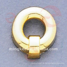 Dekoratives Zubehör für Gold-Circle-Buckle-Handtaschen (O34-662A)