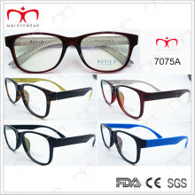 Tr90 Optical Frame for Unisex Fashionable and Hot Selling (7075A)
