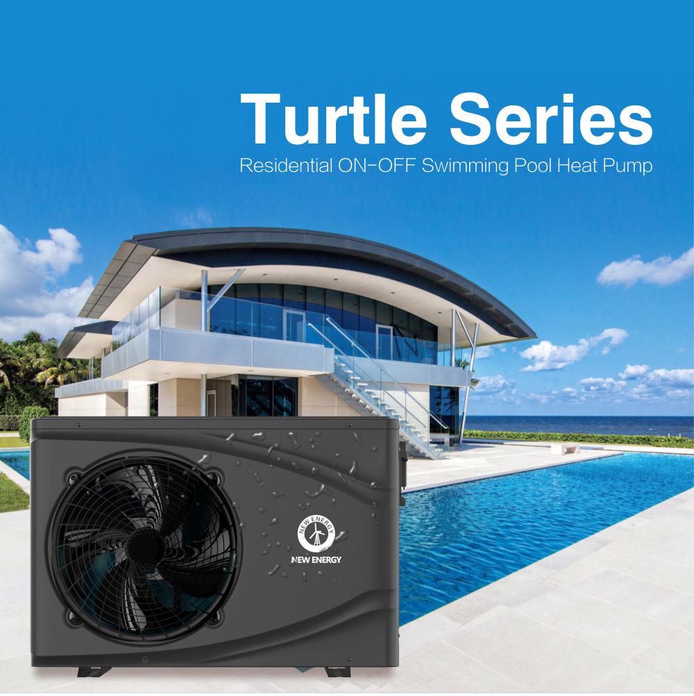 above ground pool heat pump