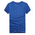China Hersteller Großhandel Männer Schwarz T-Shirt Mode T-Shirt Design