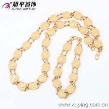 62714 Xuping Best-seller déclaration luxe ensemble de bijoux de mode