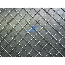Clôture de grillage carré de sécurité (usine)