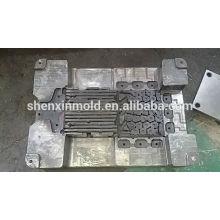 Moule en aluminium de moulage mécanique sous pression pour le radiateur de moto