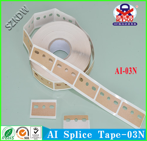 AI Three Hole Splice Tape