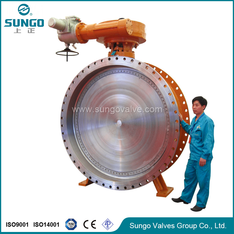 butterfly valve dimension