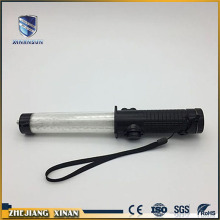 portable outdoor plastic traffic control baton