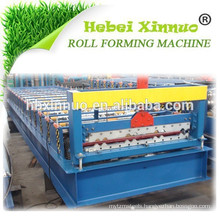 Special type XN-988 aluminium Bimodal roof tile making machine