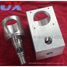 Transformando partes de alumínio CNC fabricante de precisão de giro