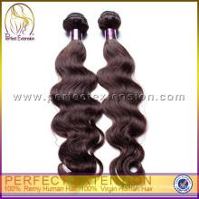 Китая Оптовая Изготовленный На Заказ Мягкий Два Окрашенный Синтетический Плетение Волос